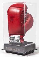 Muhammed Ali Autographed Boxing Glove