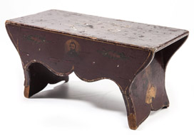 U.S. Grant Miniature Stool