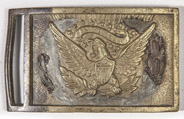 Civil War Union officers Belt Plate