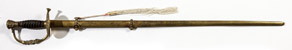 M1860 Staff Officers Sword