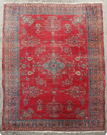 Antique Palace Size Oriental Rug