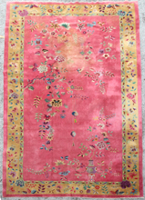 Semi Antique Chinese OrientalRoom Size Rug