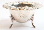 Sterling Silver S. Kirk & Son Footed Bowl