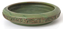 Art & Crafts Pottery Bowl