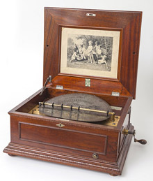 Imperial Symphonia Music Box