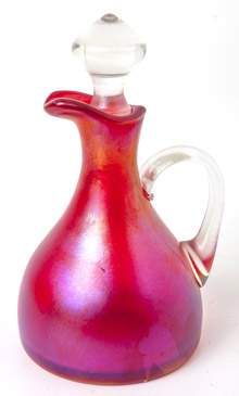 Art Glass Cruet