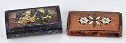Two 19th Century Snuff Boxes