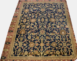 Large Semi-Antique Room Size Oriental Rug