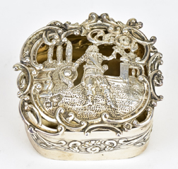 British Sterling Box