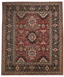 Persian Oriental Room Sized Rug