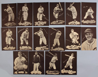 1933 Chicago Cubs Photo Pack
