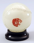 1950's Tigers-Mobil Gas Baseball Bank