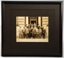 Original 1909 Pittsburgh Pirates Photograph