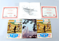 Riverfront Stadium & Crosley Field Lot
