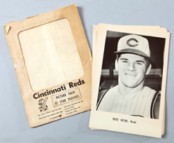 1963 Cincinnati Reds Picture Pack