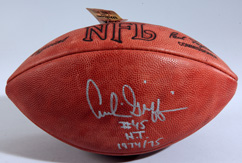 Archie Griffin Autographed Football