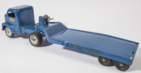 TONKA CAR TRANSPORT TOY TRUCK