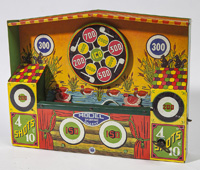 "WYANDOTTE TOY ""MODEL SHOOTING GALLERY"""