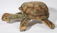 STEIFF TURTLE FOOT STOOL