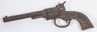 COLUMBIA CAST IRON CAP GUN