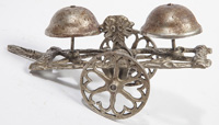 19TH CENTURY GERMAN BELL TOY