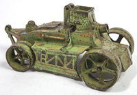 ARCADE CAST IRON WWI TANK TOY