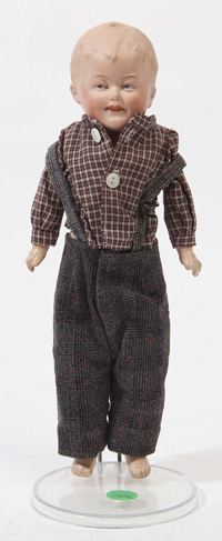 RARE HUEBACH BOY DOLL
