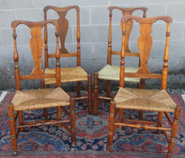 PERIOD CHAIRS