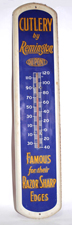 Remington Advertising Thermometer