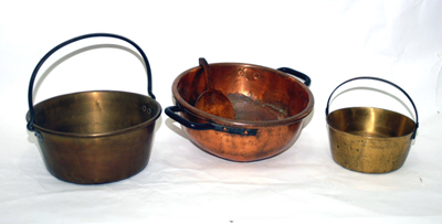 Copper & Brass Kettles