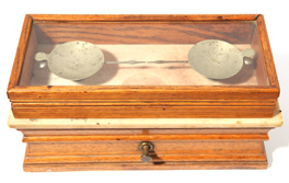 Victorian Doctors Apothecary Scales