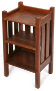 STICKLEY BROTHERS MAGAZINE STAND #4600