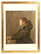ANDREW WYETH (PA/ME) COLOR COLLOTYPE