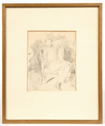 JAMES ABBOTT MCNEILL WHISTLER (MA/ENGLAND/FRANCE) LITHOGRAPH