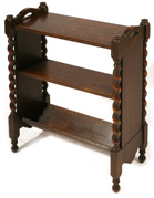 STICKLEY BROTHERS BOOK STAND #3021