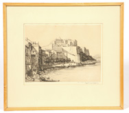 PHILLIP H. GIDDENS (GEORGIA) LITHOGRAPH