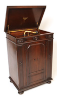 Victor Credenza Orthophonic Disc Phonograph