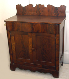 WALNUT WASHSTAND