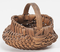 Miniature One Egg Basket