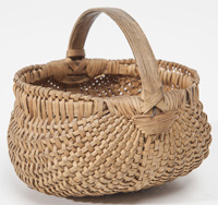 Miniature Buttocks Basket
