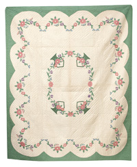 Fine Applique Quilt