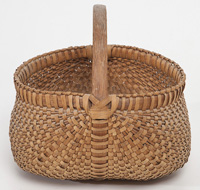 Large Double Buttocks Basket
