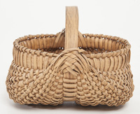 Small Buttocks Basket