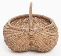 Early Buttocks Basket