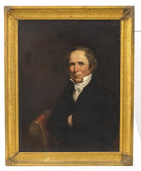 Portrait of a Gentleman by Joseph G. Cole