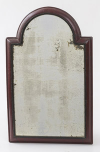 Period Queen Anne Country Mirror