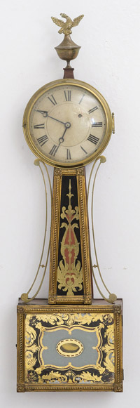 Early Banjo Clock