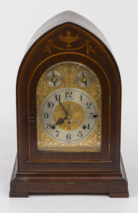 Seth Thomas Inlaid Bracket Clock