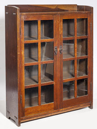 Gustav Stickley Bookcase #716