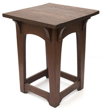 Rare & Early Stickley Plant Stand